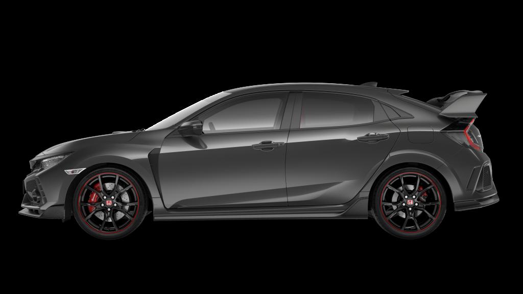Type R Side Grey
