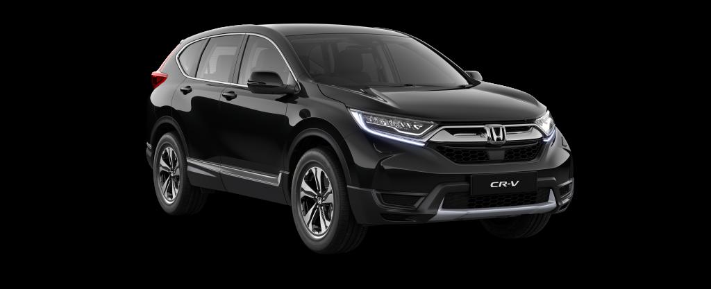 2019 CR-V S CRYSTAL BLACK PEARL