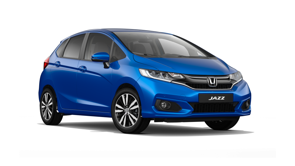 JAZZ EX BRILLIANT SPORTY BLUE METALLIC