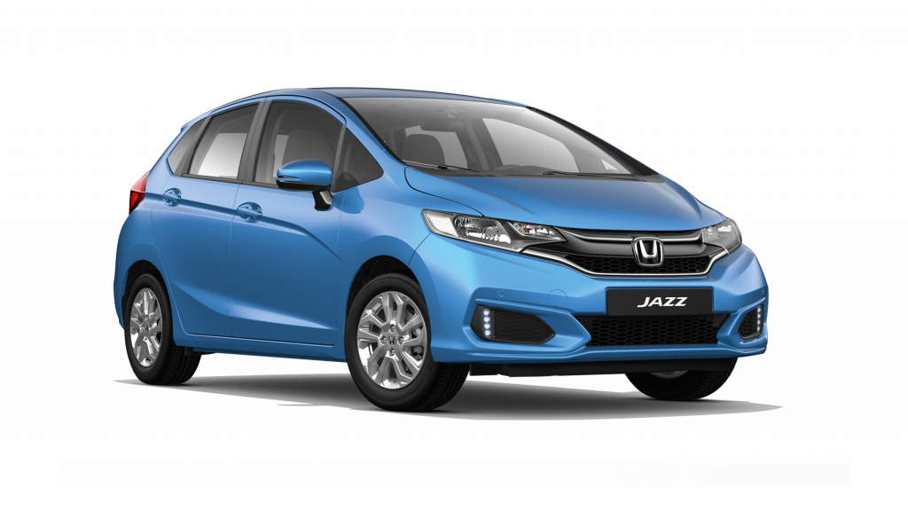 JAZZ SE SKYRIDE BLUE METALLIC